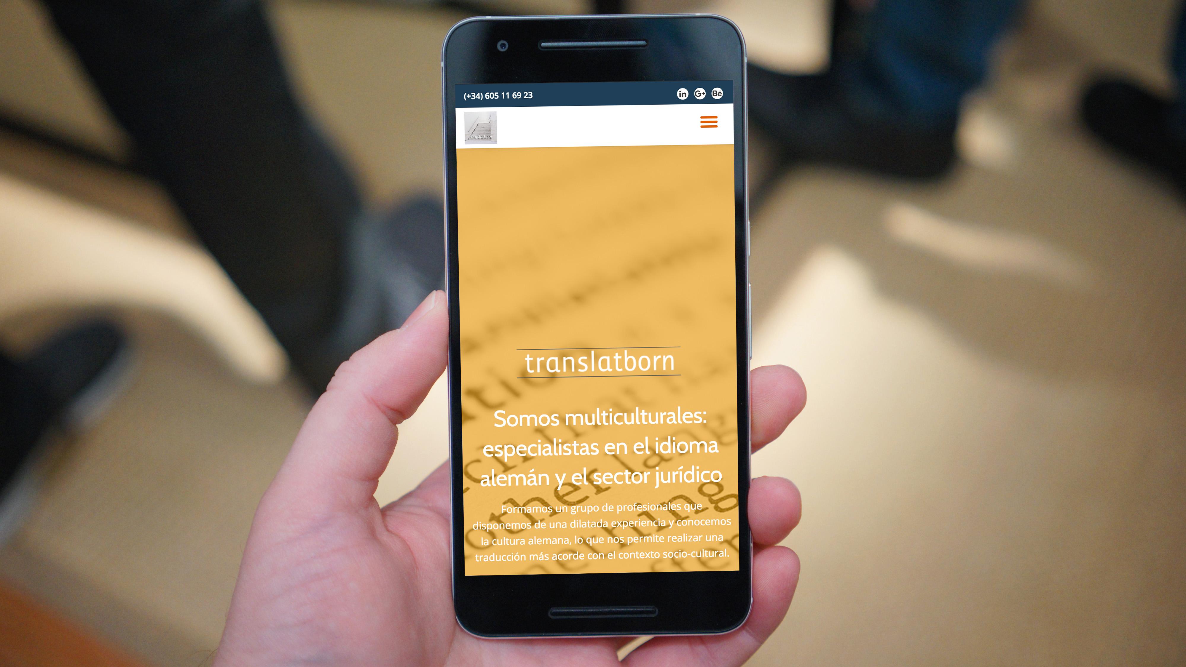 Translatborn: traducciones de correspondencia y gestión telefónica